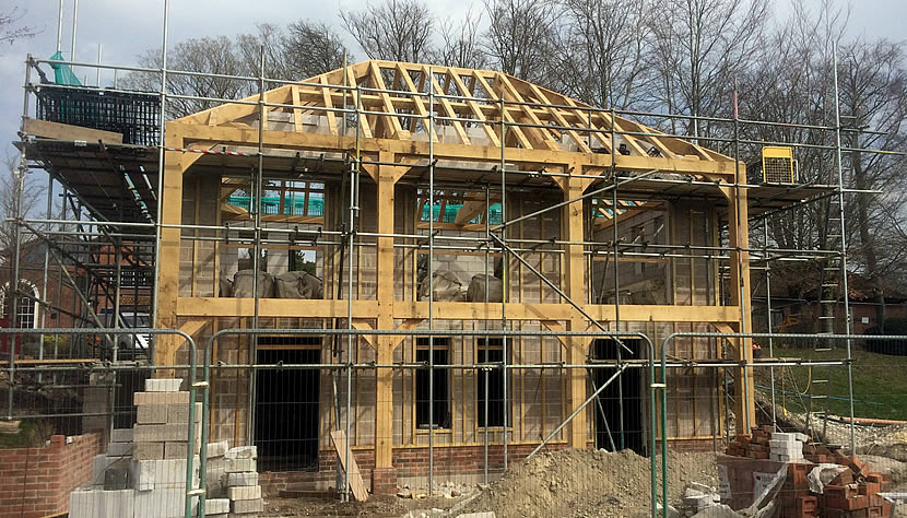 New Timber Framed Homes